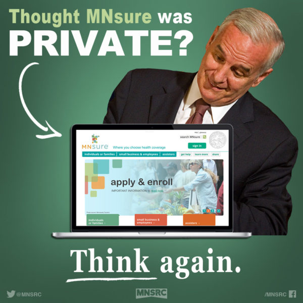 mnsure security