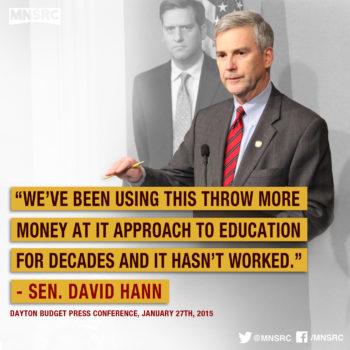 Dayton's budget