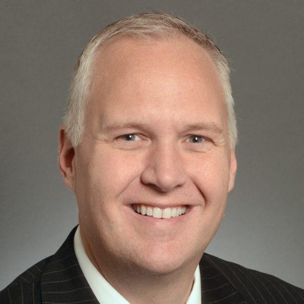 Sen. Paul Anderson of Plymouth