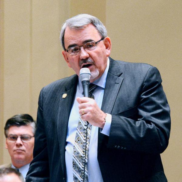Senator Bill Weber of Luverne
