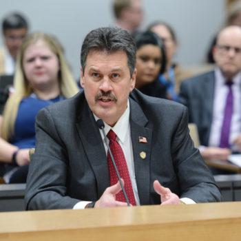 Senator Paul Utke
