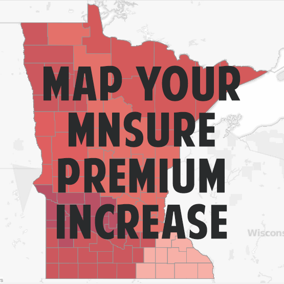 mnsure premiums