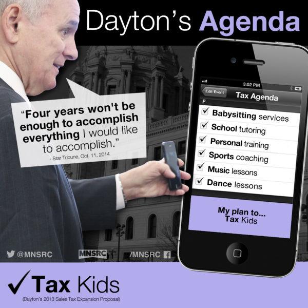 Dayton taxes