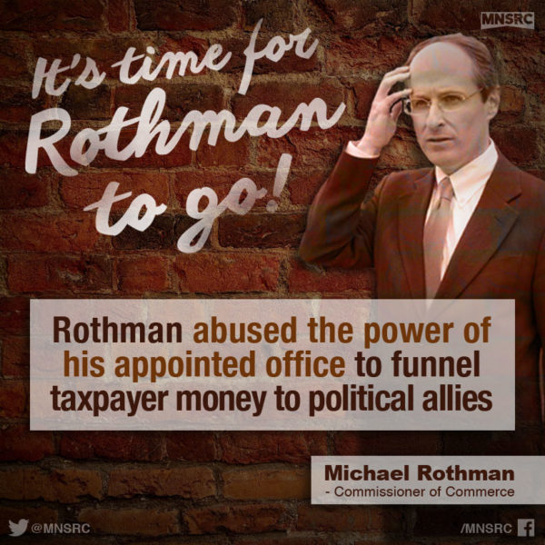 commissioner rothman