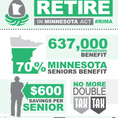 retire in minnesota