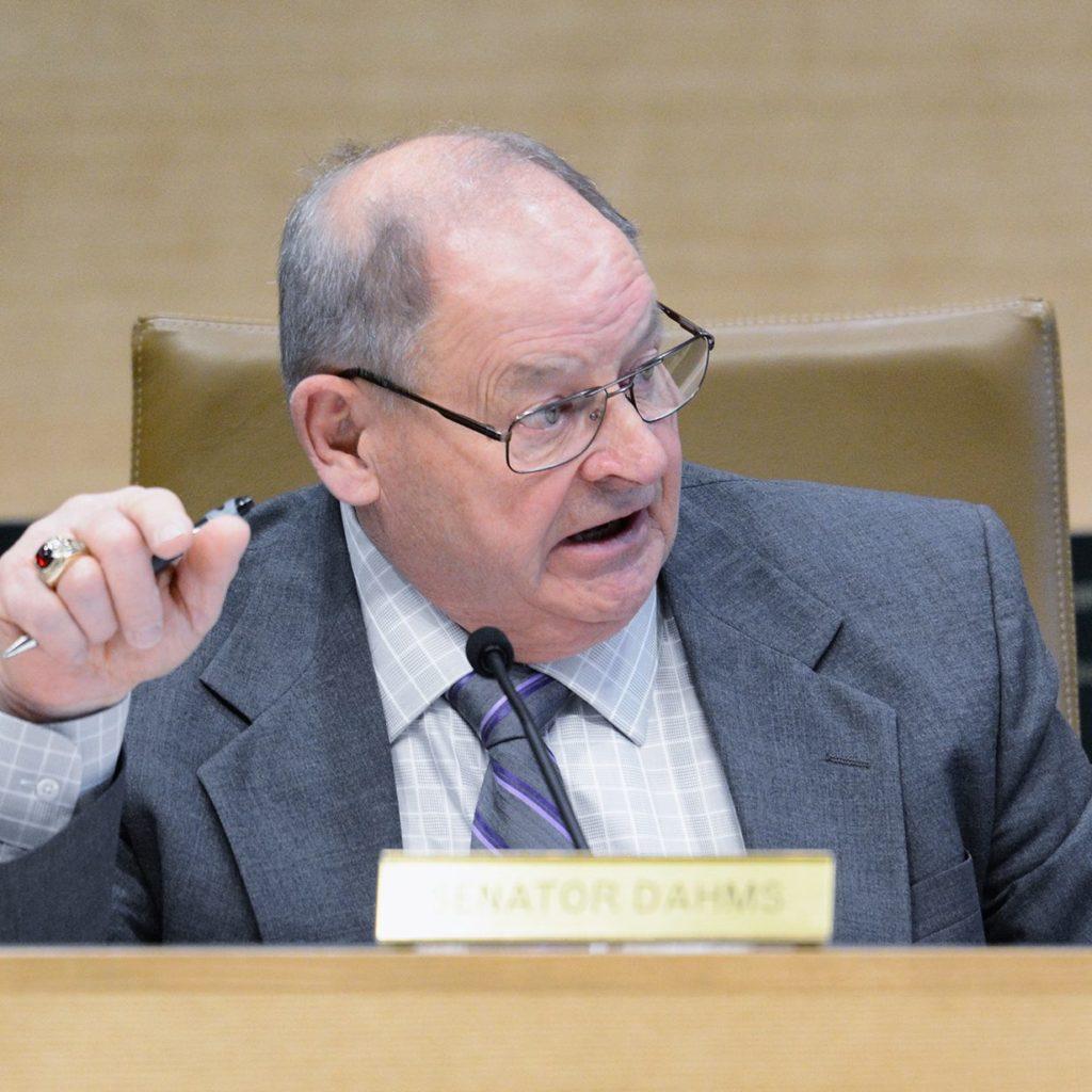 Dahms to serve on final jobs, tax bill negotiations