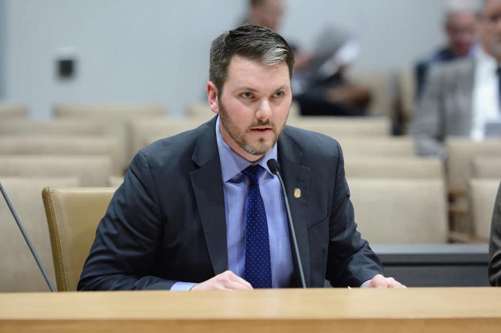 Sen. Mark Johnson named 'legislator of distinction' by League of Minnesota Cities