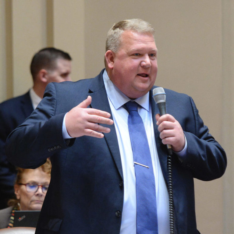 Senator Rich Draheim