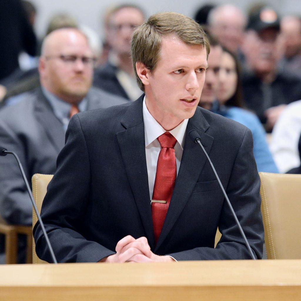 Sen. Mathews, colleagues pass comprehensive state budget