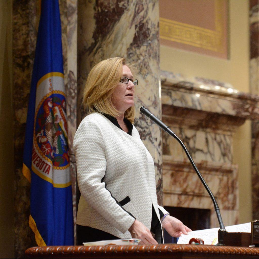 Fischbach elected Senate president as 2017 legislative session convenes