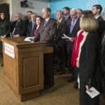 Senate Republicans' Advancing Minnesota press conference