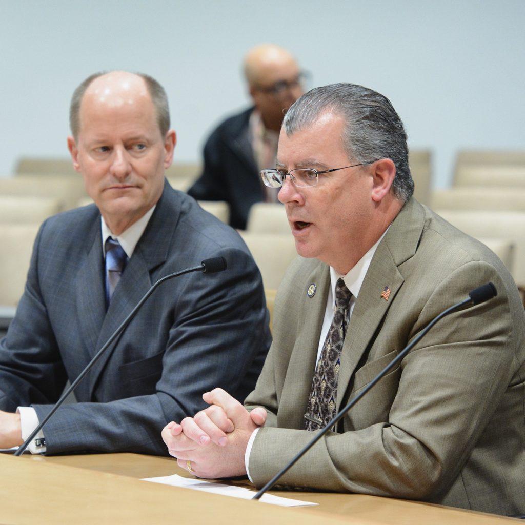 Sen. Goggin bill helps veterans start a new career