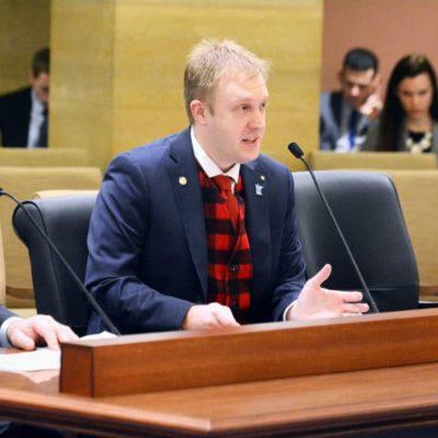 Senator Justin Eichorn
