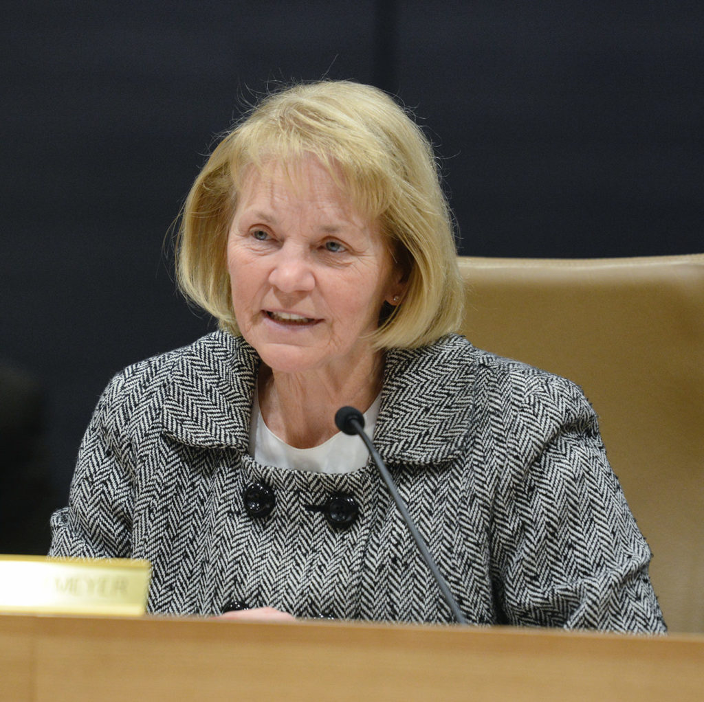 Sen. Kiffmeyer sets the record straight on cyber security funding