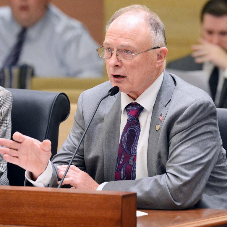 Senator Jerry Relph of St. Cloud