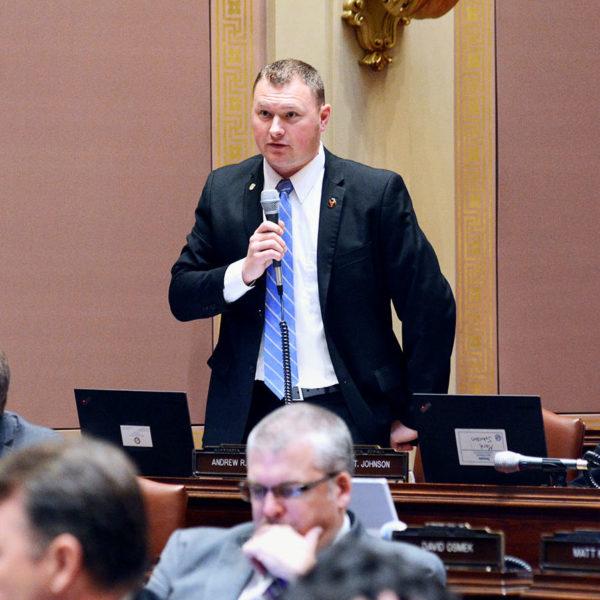 Senator Andrew Lang