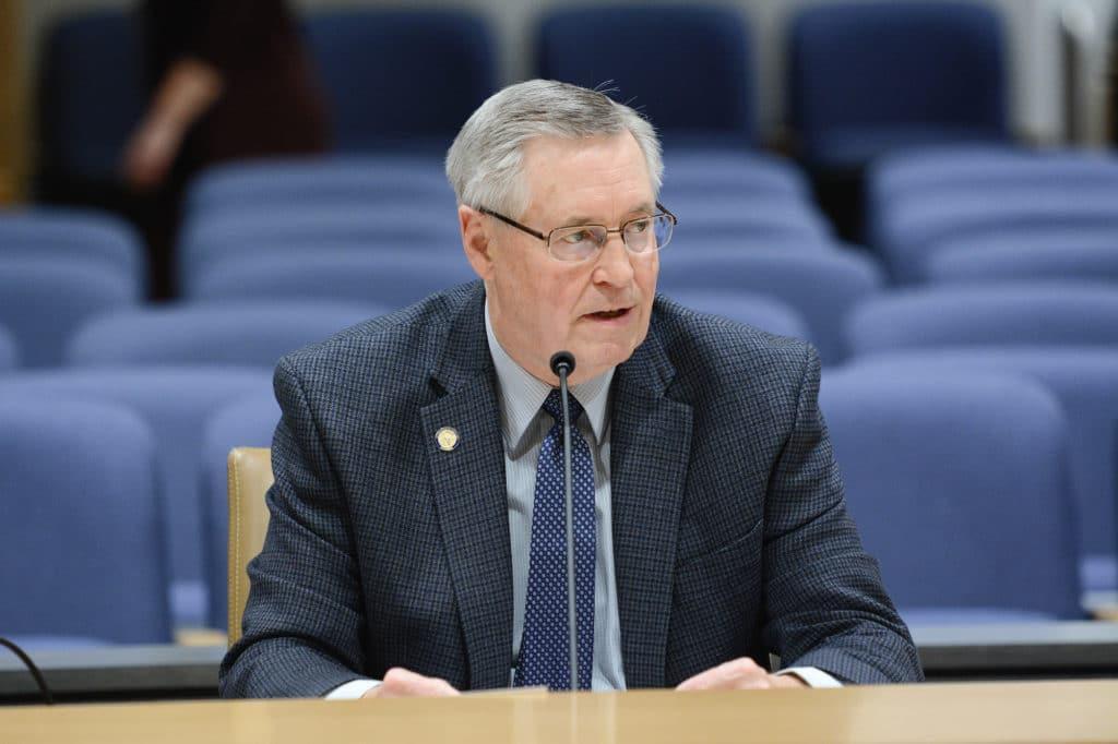 Senator Newman comments following Senate hearing on MNLARS
