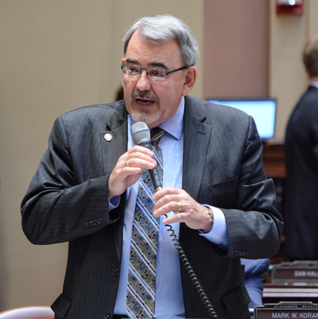 Sen. Weber joins colleagues in passing education, ag, other budgets