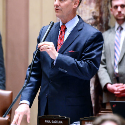 Senator Paul Gazelka