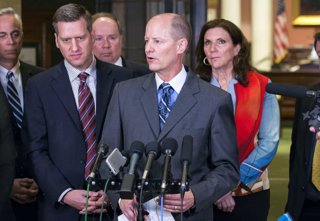 With 72 hours left, legislature announces new joint targets representing compromise