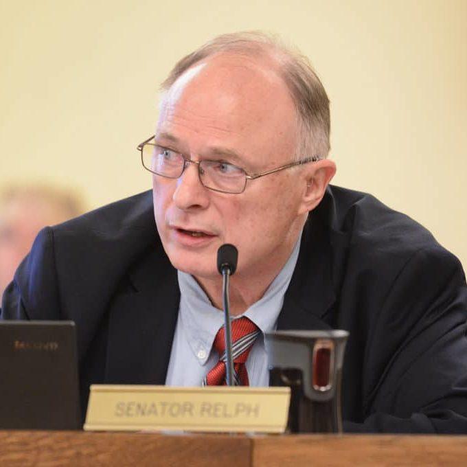 Sen. Relph applauds passage of state's budget as session adjourns