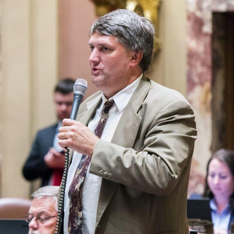 Senator Torrey Westrom