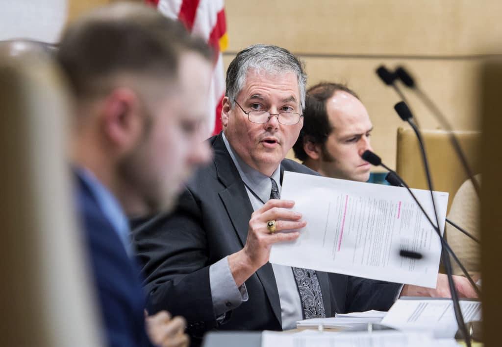 Osmek, Senate Republicans deliver on comprehensive state budget