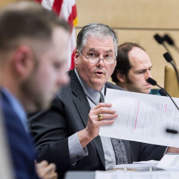 Senator David Osmek