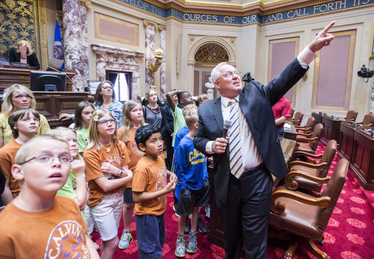 Senator Dan Hall