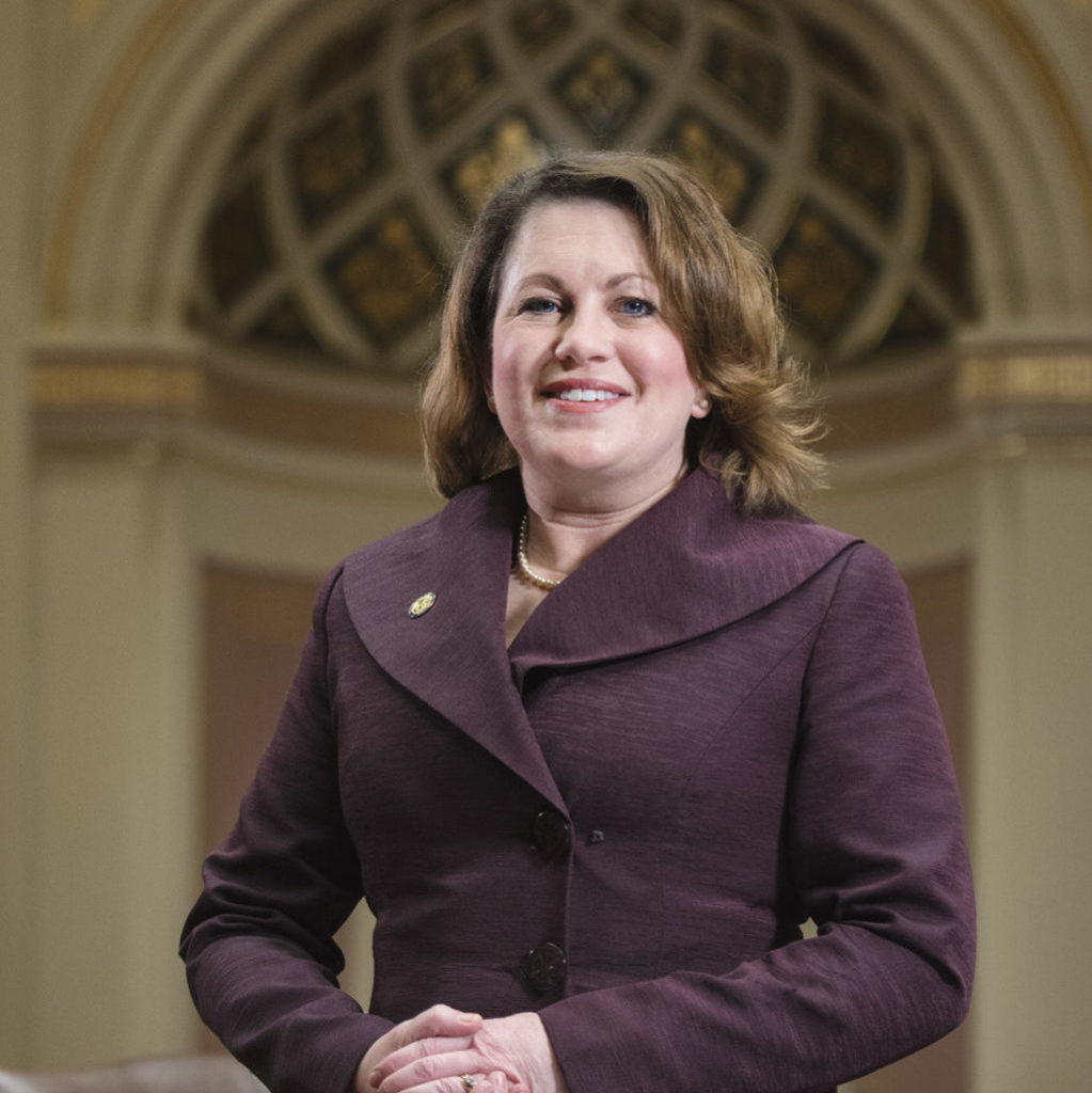 Deputy Senate Majority Leader Michelle Benson