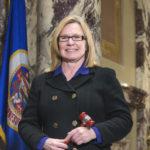 Senate President Michelle Fischbach
