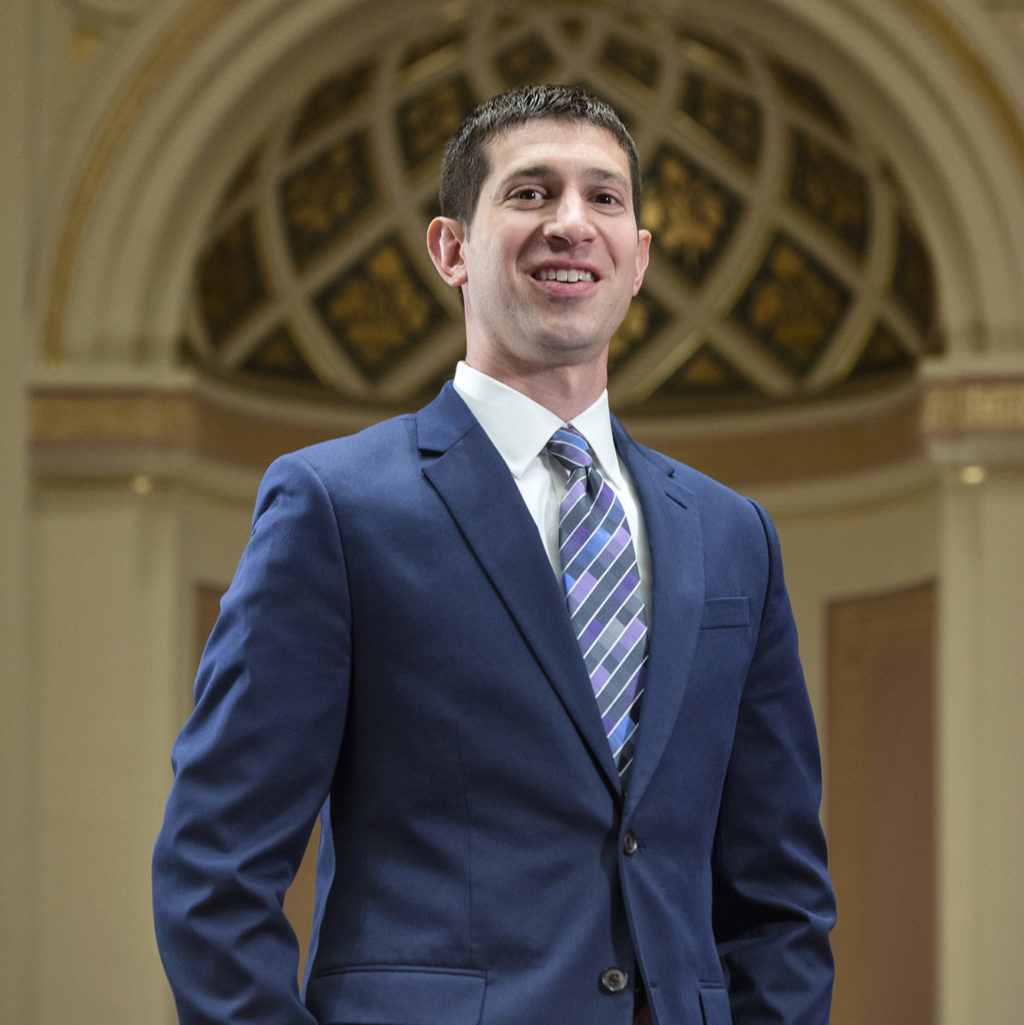 Deputy Senate Majority Leader Jeremy Miller