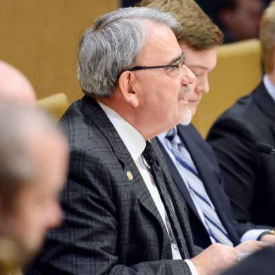 Senator Bill Weber