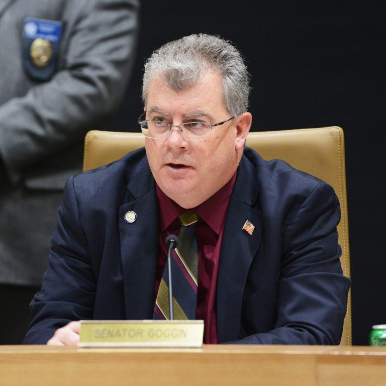 senator goggin committee