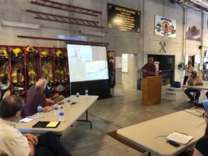 Rosen jackson Flood briefing