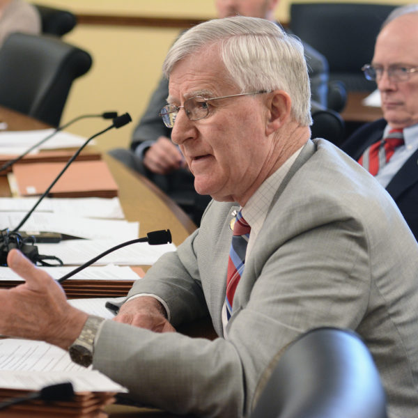 Senator Bruce Anderson