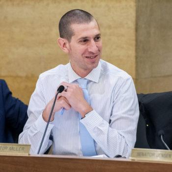 Senator Jeremy Miller