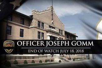 Officer Joseph Gomm