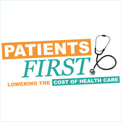 Patients First: Lowering the cost of health care