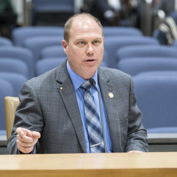 Senator Jason Rarick