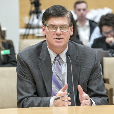 Senator Eric Pratt